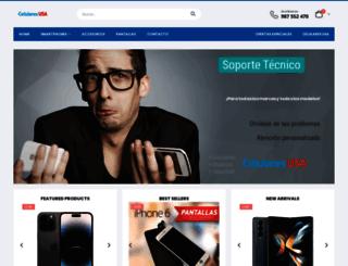 celularesusa.com screenshot