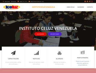 celuz.org screenshot