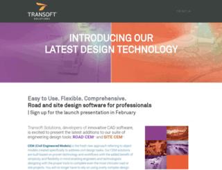 cem.transoftsolutions.com screenshot