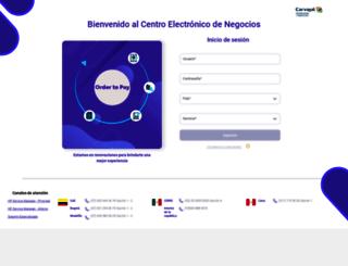cen.biz screenshot