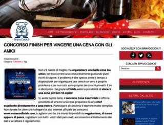 cenaconfinish.com screenshot