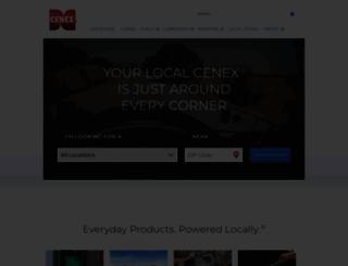 cenex.com screenshot
