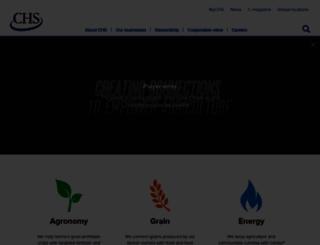 cenexharveststates.com screenshot