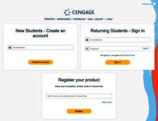 cengagebrain.vitalsource.com screenshot