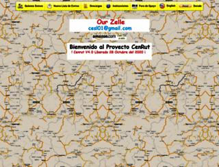 cenrut.org screenshot