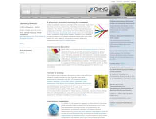 cens.de screenshot