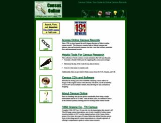 census-online.com screenshot