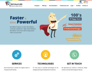 centauruss.com screenshot