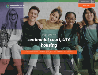 centennialcourtuta.com screenshot