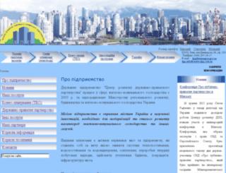 center-dpp.com.ua screenshot