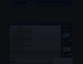 center7.de screenshot