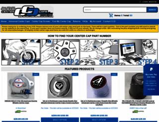 centercapsdirect.com screenshot