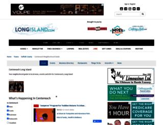 centereach.longisland.com screenshot