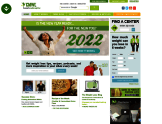 centerformedicalweightloss.com screenshot