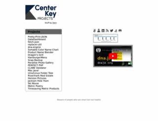 centerkey.com screenshot