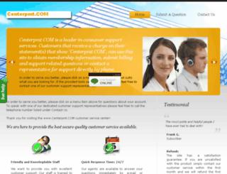 centerpmt.com screenshot