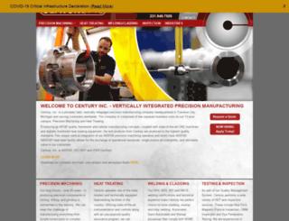 centinc.com screenshot
