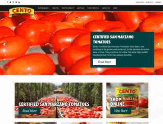 cento.com screenshot