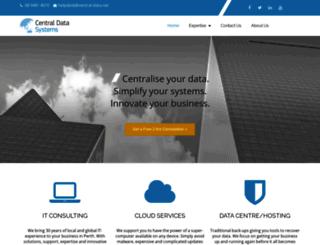 central-data.net screenshot