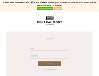 central-post.com screenshot