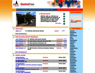 centralasialelang.com screenshot