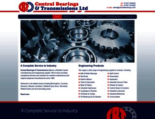 centralbearings.com screenshot