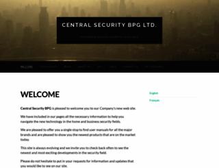 centralbpg.com screenshot