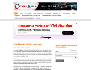 centralbusinessdistrict.weebly.com screenshot