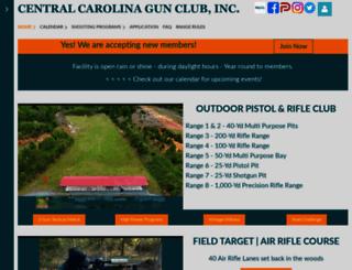 centralcarolinagunclub.wildapricot.org screenshot