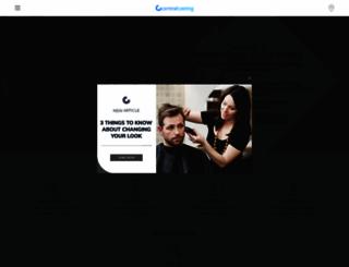 centralcasting.com screenshot