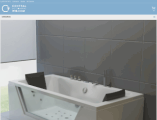 centraldecomprasweb.com screenshot
