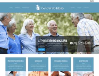 centraldoidoso.com.br screenshot