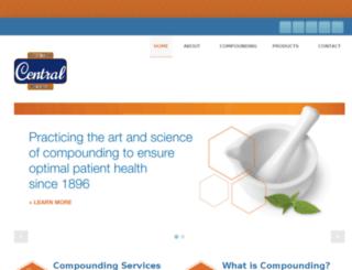 centraldrugs.net screenshot