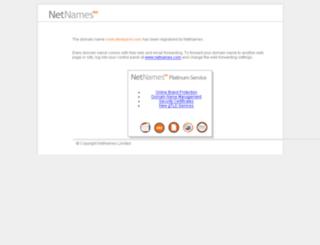 centraledepret.com screenshot