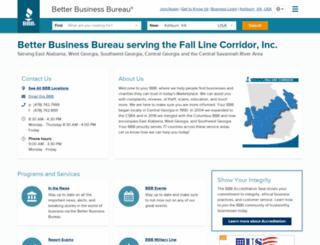 centralgeorgia.bbb.org screenshot