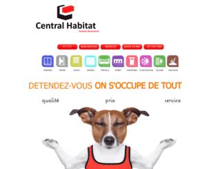 centralhabitat.com screenshot