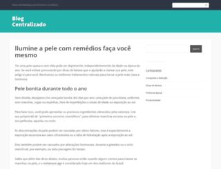 centralizado.com.br screenshot
