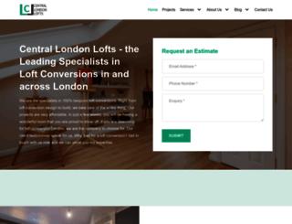 centrallondonloft.co.uk screenshot