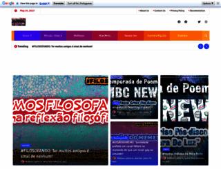 centralmbc.blogspot.com.br screenshot