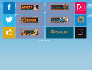 centralmice.eu screenshot