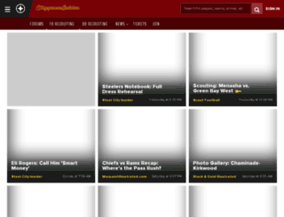 centralmichigan.scout.com screenshot