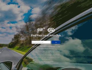 centralpenn.aaa.com screenshot