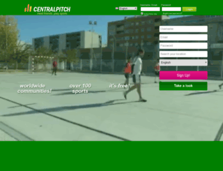 centralpitch.com screenshot