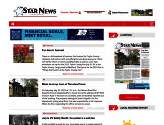 centralwinews.com screenshot
