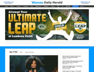 centralwisconsinhub.wausaudailyherald.com screenshot