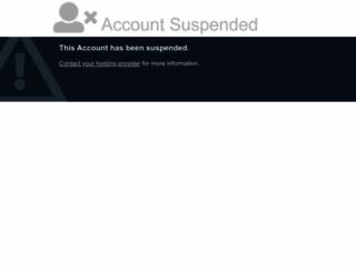 centre-acacia.com screenshot