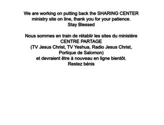 centre-partage.com screenshot