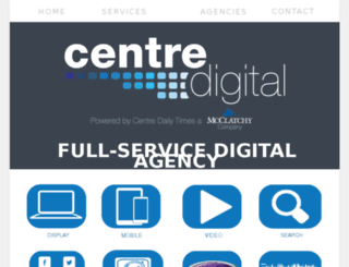 centredigital.pagecloud.com screenshot