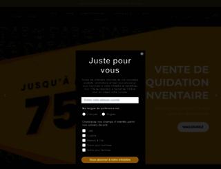 centredurasoir.com screenshot