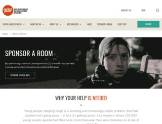 centrepointroom.org.uk screenshot